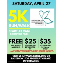 Sexual Assault Awareness & Prevention 5K Walk/Run